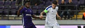 Юнацька ліга УЄФА: Динамо здобуло вольову перемогу над Андерлехтом та вийшло до наступного раунду змагань