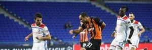 """""""Шахтар, вам тут не раді""""  – вболівальники вивісили банер на матчі з Ліоном"""