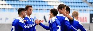 Динамо U-19 сыграет с Ювентусом U-19 в 1/8 финала Юношеской лиги УЕФА