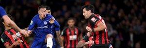 Кубок англійської ліги: Челсі дотиснув Борнмут і вийшов у півфінал турніру