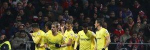 Атлетіко феєрично вилетів з Кубка Іспанії від Жирони