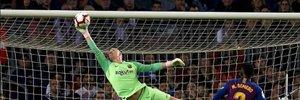 Суперсейв тер Штегена врятував Барселону від сенсаційної поразки у матчі з Ліоном – відео дня