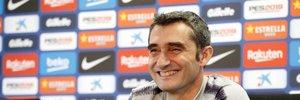 Вальверде раскритиковал игру Барселоны несмотря на победу над Реалом