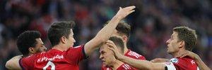 Кубок Німеччини: Баварія у феєричному матчі з 9-ма голами перестріляла Хайденхайм, Вердер здолав Шальке з Коноплянкою