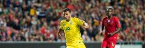 УЄФА офіційно відхилив скарги Португалії та Люксембургу на натуралізацію Мораєса
