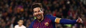 Фантастичний гол Мессі у ворота Ліверпуля визнаний найкращим у півфіналах Ліги чемпіонів