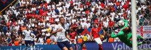 Швейцария – Англия – 0:0 (пен. 5:6) – видеообзор матча и серии пенальти