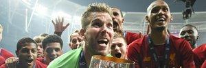 Адриан – о Суперкубке УЕФА: Это была сумасшедшая неделя