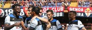 Шедевральний переможний гол Сапати у відеоогляді матчу Дженоа – Аталанта – 1:2