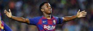 Барселона – Валенсія: неймовірний Фаті побив черговий рекорд Прімери