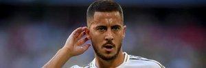 ПСЖ – Реал: Азар довел свою безголевую серию в матчах с парижанами к поразительному показателю