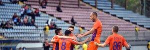 Мариуполь на последних минутах вырвал выездную победу над Олимпиком