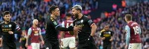 Зінченко втретє поспіль виграв із Манчестер Сіті Кубок ліги – відеоогляд перемоги над Астон Віллою