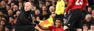 Манчестер Юнайтед втратив Марсьяля – у Сульшера криза нападників