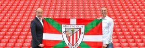 Атлетик продлил контракт с тренером, который вывел команду в финал Кубка Испании