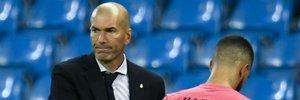 Зідан оцінив можливість своєї відставки після фіаско Реала в Лізі чемпіонів