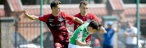 Карпаты в первом спарринге межсезонья обыграли Львов в матче с семью голами