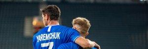 Гент – Рапід – 2:1 – відеоогляд матчу, в якому гол Яремчука вивів бельгійців на Динамо