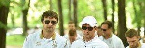 Шовковський залишився у збірній України попри старт політичної кар'єри