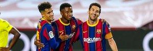 Барселона – Вільяреал – 4:0 – відео голів та огляд матчу