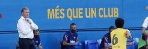Куман некомфортно почувається в Барселоні – нові проблеми Бартомеу