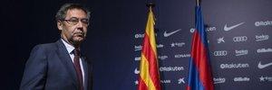 Бартомеу не ушел в отставку с поста президента Барселоны