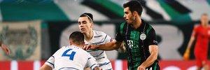 Харатін назвав запоруку успіху Ференцвароша у матчі проти Динамо