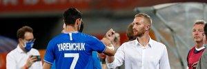 Яремчук узнал вердикт тренера после провального пенальти в Лиге Европы