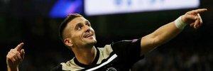 Тадіч став гравцем тижня Ліги чемпіонів