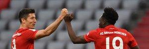 УЕФА объявил команду года – доминирование Баварии, Месси и Роналду в обойме