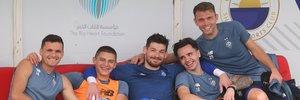 Динамо завершило збір в ОАЕ і готується до повернення в Україну
