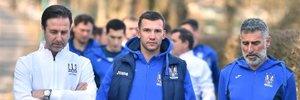 Малдера вказав на сфери відповідальності кожного із тренерського штабу збірної України