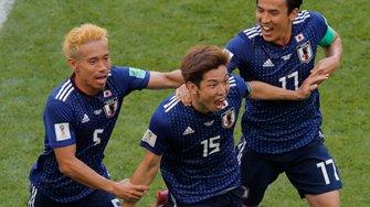 ЧМ-2018 Колумбия - Япония: рекордное удаление и самый быстрый гол японцев