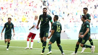 ЧС-2018: Австралія та Данія не змогли виявити сильнішого
