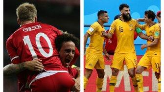 Дания – Австралия: анонс матча ЧМ-2018