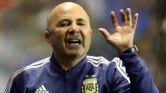 Сампаолі офіційно покинув збірну Аргентини