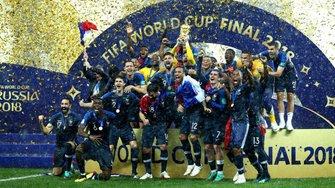 Главные новости футбола 15 июля: Франция победила Хорватию и стала чемпионом мира, Сампаоли покинул сборную Аргентины