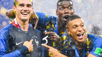 """Vive la France"", ""Merci"" и ""IncrediBleus"". Победа Франции в финале ЧМ-2018 в обзоре европейских СМИ"