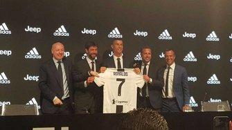 Роналду: Решение перейти в Ювентус не было сложным – игроки моего возраста доигрывают в Китае или Катаре