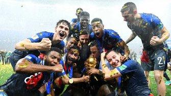 ЧМ-2018: Барселона и Монако – единственные клубы, игроки которых заняли все призовые места Мундиаля