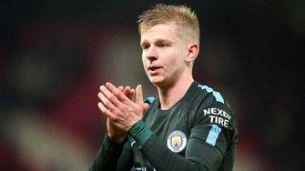 Зінченко може покинути Манчестер Сіті попри те, що полетів з командою на збори