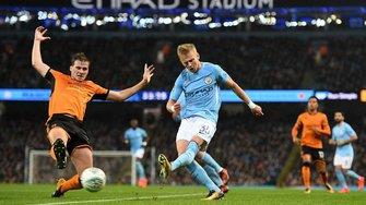 Зінченко поділився думками щодо свого майбутнього в Манчестер Сіті