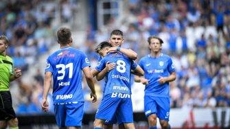 Маліновський забив гол за Генк 3-й матч поспіль – відео