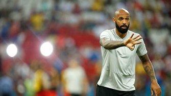 Бордо хоче призначити Анрі на посаду головного тренера