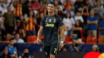 Роналду відчуває себе переслідуваним з боку УЄФА – нові подробиці скандального вилучення португальця