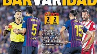 Как засудить Коноплянку, снова попробовать убить Барселону и дискредитировать VAR за 6 дней – большой скандал в Испании
