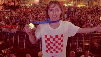 Лука Модріч: від біженця – до найкращого футболіста світу. 10 цікавих фактів із життя хорватського генія
