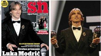 """""""Его Кріштіану значно більше, ніж його футбольний клас"""": Хорватія критикує Роналду за неповагу до Модріча та ФІФА"""