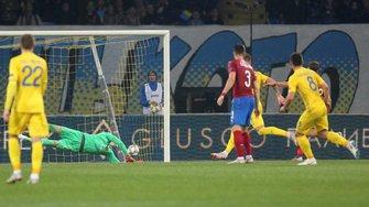 Україна перемогла Чехію та першою достроково вийшла в елітний дивізіон Ліги націй