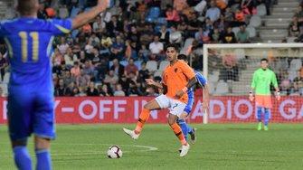 Украина разгромно проиграла Нидерландам и не сыграет на молодежном Евро-2019 U-21